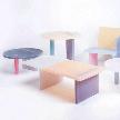 На фото: мебель из коллекции Haze от дизайнеров студии Wonmin Park.