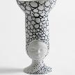 На фото: ваза Frida из коллекции Sisters от Bosa.