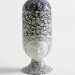 На фото: ваза Clara из коллекции Sisters от Bosa.