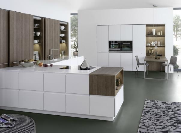 leicht livingkitchen imm cologne 2015. Black Bedroom Furniture Sets. Home Design Ideas