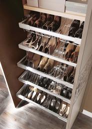 Полка для обуви и одежды