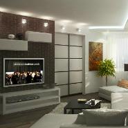 15 способов разместить телевизор в гостиной красиво
