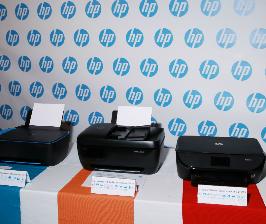 HP отправляет на печать со смартфонов