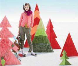 <strong>5</strong>  небанальных идей для модного новогоднего декора