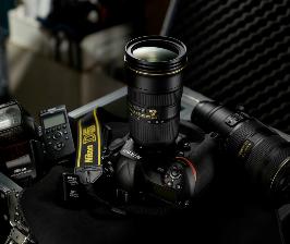 Nikon выпускает фотоаппарат для профи