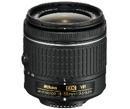 Четкие снимки с объективами Nikon