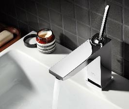 Кубический дизайн Grohe