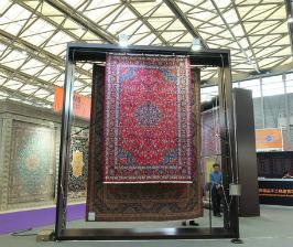 DOMOTEX asia/CHINAFLOOR 2016 покажет лучшие ковры