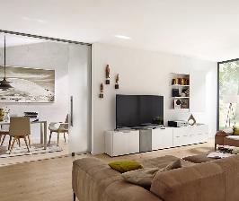 Расставить мебель в гостиной 18 кв.м:<br><strong>3</strong> простых принципа