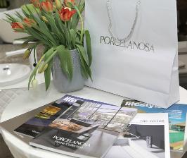 Открылся фирменный салон Porcelanosa Grupo