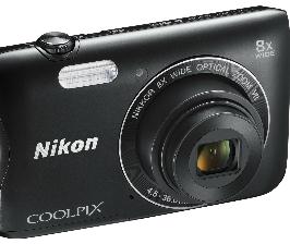 Карманный фотоаппарат от Nikon
