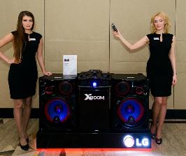 LG демонстрирует новую технику 2016 года