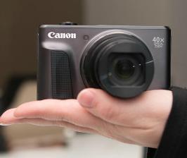 Ультратонкая новинка от Canon