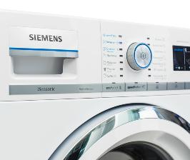 Siemens стирает без порошка