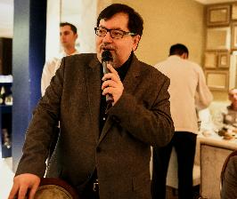 Игорь Губернский о модной еде и ресторанах