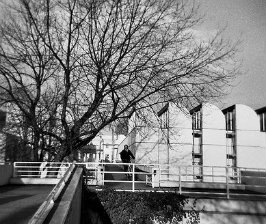 Музей-архив Баухауза (Bauhaus-Archiv)