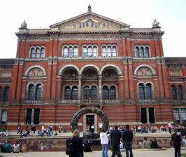 Музей дизайна Виктории и Альберта (Victoria & Albert Museum)