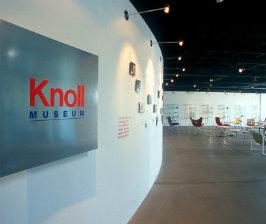 Музей мебельной фабрики Knoll