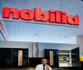 Салоны Nobilia теперь в России