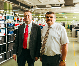 Schneider Electric отмечает юбилей завода