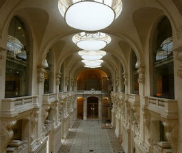 Музей декоративного искусства в Париже (Musée des Arts Décoratifs)