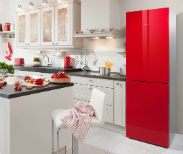 Bosch создала арт-холодильники