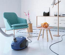 Electrolux представляет беззвучные пылесосы