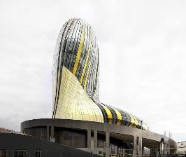Guardian остеклили новый винный центр во Франции