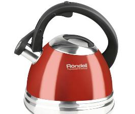 Röndell создает смелый дизайн в ярком цвете