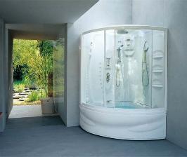 Узнать за 5 минут: все про выбор ванны, объединенной с кабиной
