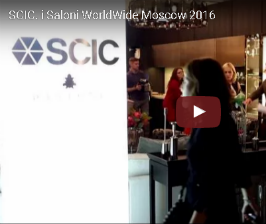 Scic показала новинки.<br>Видео с i Saloni WorldWide Moscow 2016