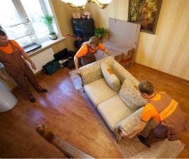 Как освободить квартиру от мебели на время ремонта