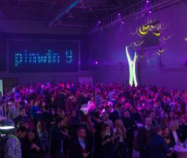 Фото с 9-ой Церемонии PinWin