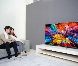 LG выпускает Super HD телевизоры