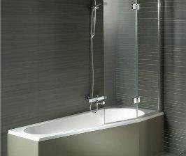 Решение для миниатюрных ванных