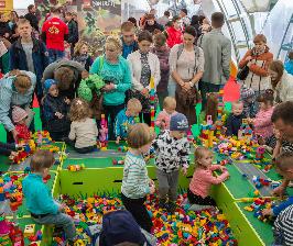 Архитектурный детский День города на ВДНХ