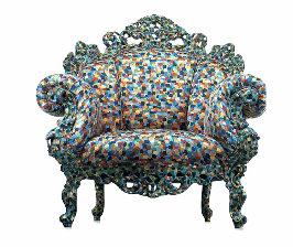 Мини-версия кресла Proust