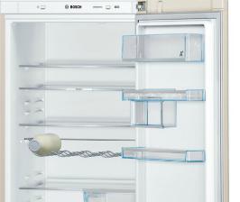 Bosch сохраняет свежесть продуктов