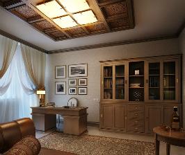 Как сделать работу дома комфортной: обустраиваем кабинет