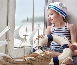 Детская комната  –  безопасность и дизайн