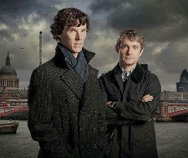 Шерлок (сериал BBC)