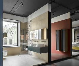 Шоу-рум Max Kasymov | Bathroom открылся в Москве