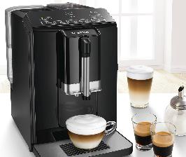 Новая автоматическая кофемашина Bosch