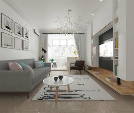 «Романовы»: дизайн-проект трехкомнатной квартиры Яны Сахаревич