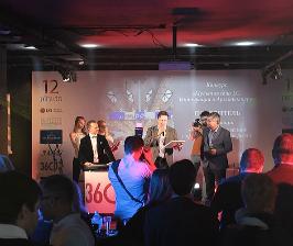 Работы победителей конкурса «Мультимедиа LG. Интеграция в Архитектуру»