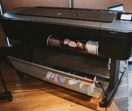 HP представила в России новую серию принтеров DesignJet Z