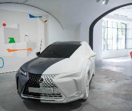 Lexus открывает новое арт-пространство UX Art Space в Лиссабоне