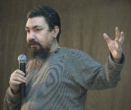 Лекция Эркен Кагаров в Архитектурной Школе МАРШ