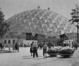 Лекция «Советский модернизм. Архитектура наступившего будущего»