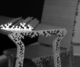 Мебель с «морозными» узорами